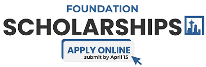 Foundation Scholarship Apply Button